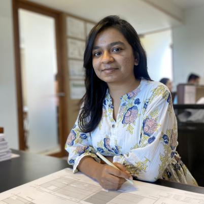 Dharti Patel